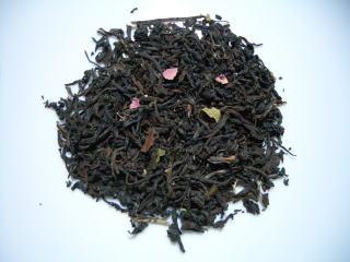 茶葉:桜の花便り