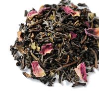 白桃ダージリン茶葉