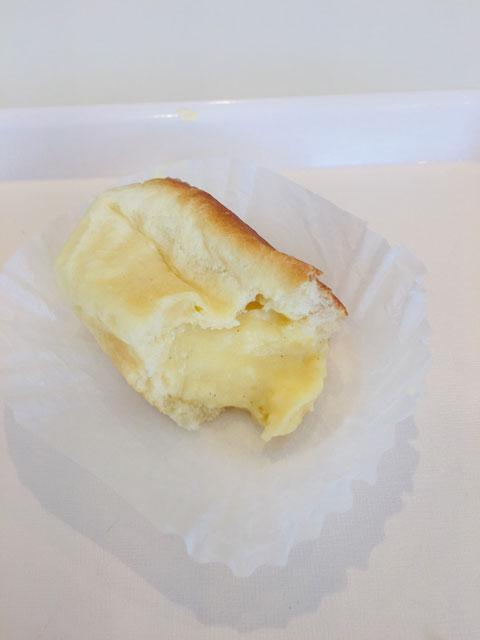 幸せのクリームパン:中身