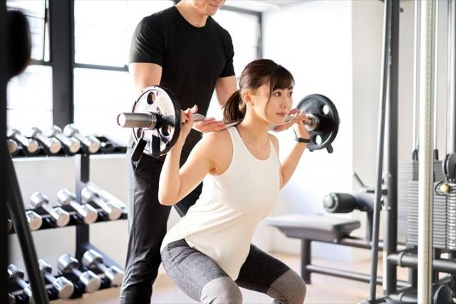 適度な筋トレ・運動をしましょう