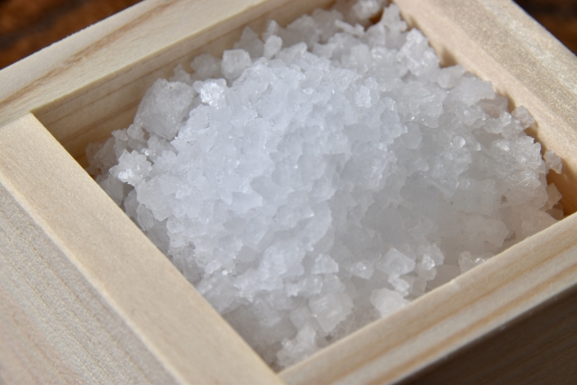 粗塩のイメージ
